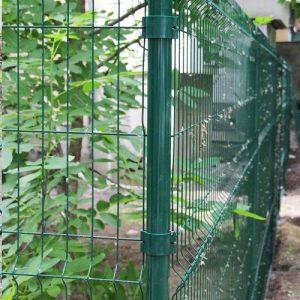 "Забор из секций «ЭКО» L-2500 h-1680мм d-3/3мм - Фото № ""1"""
