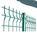 Дешевый металлический забор ЭКО