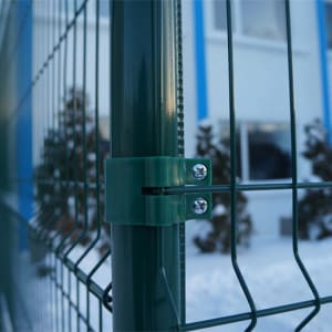 "Забор из секций «МЕДИУМ» h-1680мм L-3000 d-4/4мм - Фото № ""8"""