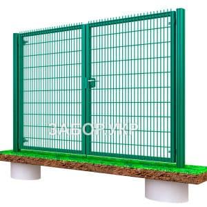 """Распашные ворота Классик 2030мм Х 3000мм - Фото № """"4"""""""