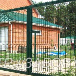 """Распашные ворота Классик 2030мм Х 3000мм - Фото № """"5"""""""