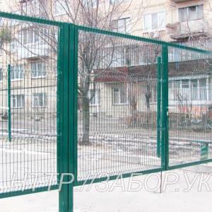 """Распашные ворота Классик 2030мм Х 3000мм - Фото № """"7"""""""