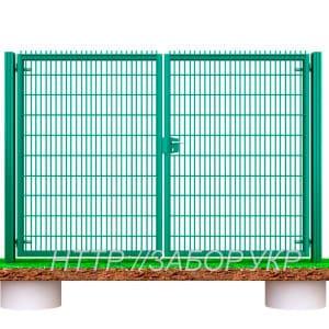 """Распашные ворота Классик 2030мм Х 3000мм - Фото № """"2"""""""