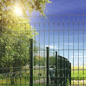 "Забор секционный «Классик» h-2400мм d-4, l-3000мм - Фото № ""2"""