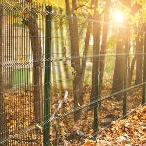 """Забор секционный «Классик» h-1480мм d-4 - Фото № """"4"""""""