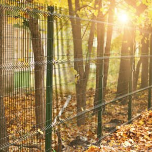 "Забор секционный «Классик» h-2030мм d-5, l-3000мм - Фото № ""4"""