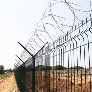 "Забор секционный «Классик» h-2400мм d-4, l-3000мм - Фото № ""6"""