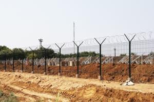 Огородження для промислових зон