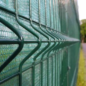 """Забор из секций «ЭКО» l-2500мм h-1480мм d-3/3мм - Фото № """"1"""""""