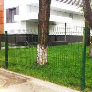 """Забор секционный «Классик» h-930мм d-4 - Фото № """"1"""""""