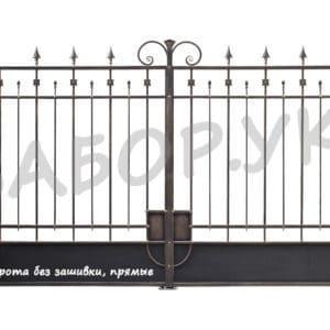 """Кованые ворота - Фото № """"2"""""""
