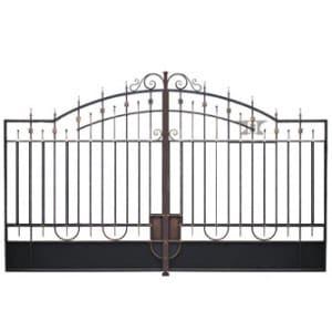 """Кованые ворота - Фото № """"6"""""""