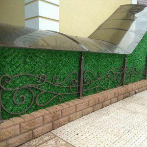 "Зеленый забор LO - Фото № ""4"""