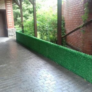 "Зеленый забор LO - Фото № ""3"""