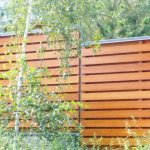 """Деревянный забор """"Шахматка-1"""" 2.0х2.0"""
