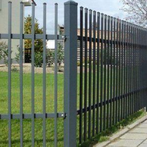 "Забор из секций «ДЕКО» 1500х2500 мм, модель А - Фото № ""2"""