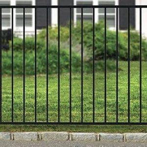 """Забор из секций «ДЕКО» 2000х2500 мм, модель В - Фото № """"2"""""""