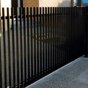 "Забор из секций «ДЕКО» 1500х2500 мм, модель А - Фото № ""1"""