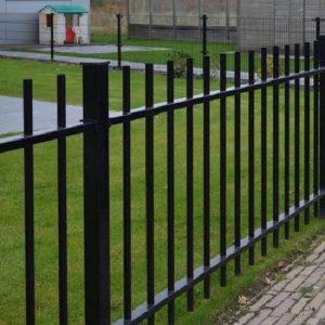"Забор из секций «ДЕКО» 1500х2500 мм, модель А - Фото № ""4"""