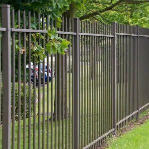 "Забор из секций «ДЕКО» 1500х2500 мм, модель А - Фото № ""5"""