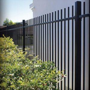 "Забор из секций «ДЕКО» 1500х2500 мм, модель А - Фото № ""6"""