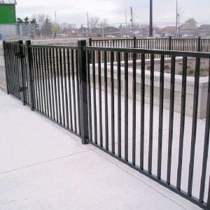 """Забор из секций «ДЕКО» 2000х2500 мм, модель В - Фото № """"1"""""""
