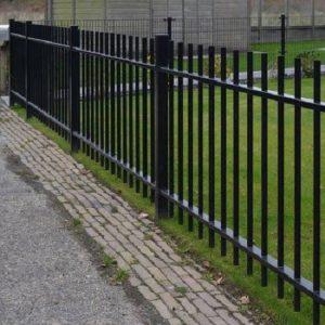 "Забор из секций «ДЕКО» 1500х2500 мм, модель А - Фото № ""7"""